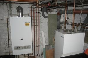 """<div class=""""bildtext_1"""">Ungedämmte Leitungen im selbstgenutzten Einfamilienhaus – Dämmung kann nicht gefordert werden</div>"""