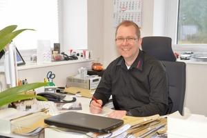 """<div class=""""bildtext_1"""">Björn Ehlers, Geschäftsführer des gleichnamigen Betriebs für Heizung, Sanitär und Solaranlagen, ist in Schwanewede, in der Nähe von Bremen, tätig.</div>"""