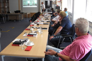 """<div class=""""bildtext_1"""">Impressionen Seminar """"Bäder für Generationen""""</div>"""