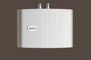 """<div class=""""bildtext_1"""">Der Kleindurchlauferhitzer """"MTE 650"""" überzeugt durch hohe Leistung und Wirtschaftlichkeit auf engstem Raum. Ein Gerät befindet sich in jeder Teeküche und unter jedem Handwaschbecken in den WC-Bereichen, Behinderten-WCs, Service-, Putz- und Technikräumen. </div>"""