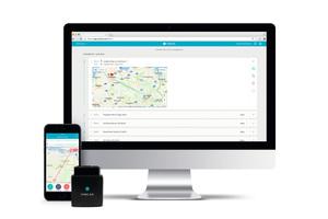 """<div class=""""bildtext_1"""">Das Vimcar Fahrtenbuch funktioniert mit einem OBD-Stecker, der jede Fahrt automatisch erfasst. Die Verwaltung ist wahlweise per PC oder App möglich. </div>"""