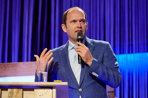 """<div class=""""bildtext_1"""">Gunther Gamst, Geschäftsführer von Daikin Germany, will mit der LAC den Austausch und die Vernetzung in der Branche fördern. </div>"""