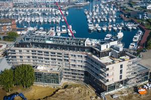 """<div class=""""bildtext_1"""">Das Hotelkonzept des Arborea Marina Resorts Neustadt setzte sich unter mehr als 50 Bewerberprojekten der Daikin Ausschreibung """"FOR F.R.E.E. – Förderprojekt Regenerative Energie-Effizienz"""" durch und kann während der LAC besichtigt werden. </div>"""