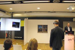"""<div class=""""bildtext_1"""">Wie die Zukunft des Handwerks aussieht, veranschaulichte der Workshops """"Digitales Morgen"""".</div>"""