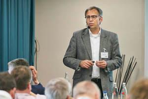 """<div class=""""Bildtext 1"""">Horst Fischer, IWO (Institut für Wärme und Oeltechnik e.V.) brach eine Lanze für den Einsatz von flüssigen Energieträgern in modernen Heizkonzepten. </div>"""