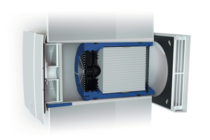 """<div class=""""bildtext_1"""">Dezentrale Lüftungsgeräte wie das B 44 von Vallox sind schnell eingebaut und leicht zu warten.</div>"""
