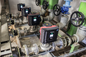 """<div class=""""bildtext_1"""">Moderne Warmwasserzirkulationspumpen des Typs """"TPE3"""" von Grundfos optimieren die Versorgungssysteme im Donauisar Klinikum Deggendorf.</div>"""