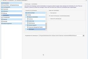 """<div class=""""bildtext_1"""">Mit der in """"TopKontor Handwerk"""" implementierten IDEA Export-Schnittstelle können dem Betriebsprüfer steuerrelevante Geschäftsunterlagen nach den GDPdU-Vorgaben übermittelt werden.</div>"""