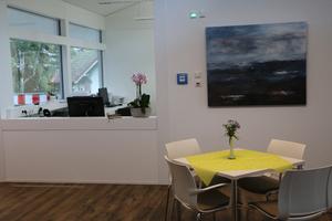 """<div class=""""bildtext_1"""">Insgesamt versorgt Airconomy im Hospiz St. Thomas auf einer Fläche von knapp 720 m² acht Gästezimmer sowie Technik,- Seminar- und Sozialräume als auch Arzt- und Schwesternzimmer.</div>"""