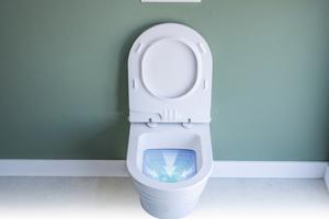 """<div class=""""bildtext_1"""">Die Easy Wash-Technologie ermöglicht einfaches und gründliches Reinigen der Keramik mit Frischwasser – ohne den Einsatz von Reinigungsmitteln.<br /></div>"""
