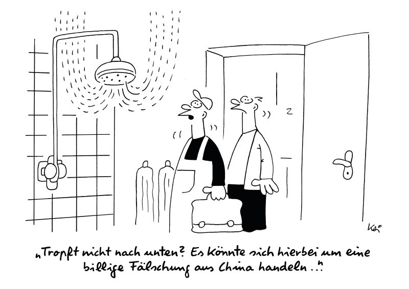 Der Cartoon ... - SHK Profi
