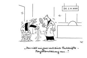 """<div class=""""bildtext_1"""">Cartoon: Kai Felmy <a href=""""http://www.kaifelmy-cartoons.de"""" target=""""_blank"""">www.kaifelmy-cartoons.de</a> </div>"""