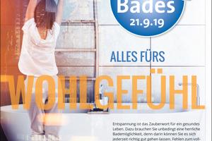 """<div class=""""bildtext_1"""">Hier der Entwurf für den nächsten """"Tag des Bades"""" am 21. September 2019 zum Thema """"Bad und Gesundheit"""". Alternativ gibt es noch die Poster-Variante zum Thema """"Farben"""". </div>"""