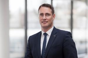 Michael Geiszbühl, Geschäftsführer Vertrieb und Marketing Befestigungssysteme. Bild: fischer