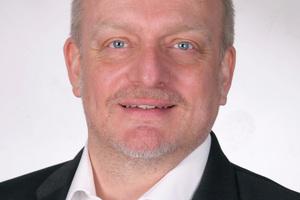 Michael Schuster ab 1. August Key Account Manager Architektur, Tece Deutschland