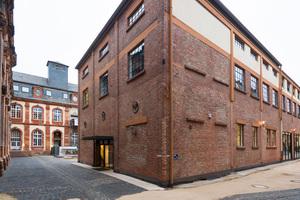 """<div class=""""bildtext_1"""">Villeroy &amp; Boch hat im Rahmen des Standortentwicklungsprojekts """"Mettlach 2.0"""" ein neues Büro- und Konferenzzentrum realisiert</div>"""