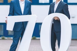 """<div class=""""Bildtext 1"""">Mit denGeschäftsführern Achim Rehfeldt (links) und Peter Ellinghorsthat Progas im Jubiläumsjahr wichtigeWeichen für die Zukunft gestellt.</div>"""