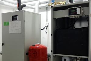 """<div class=""""bildtext_1"""">Regenwassernutzung: Normgerechte Anlagen sind serienmäßig wie Trinkwassertrennstationen mit der Sicherheitseinrichtung """"freier Auslauf"""" ausgestattet, die bei ausbleibendem Regen automatisch Trinkwasser liefert.</div>"""