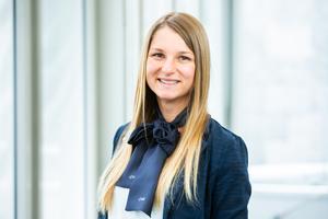 Tina Götz nimmt ab sofort die Stelle als Relationmanagerin in der SHK Einkaufs- und Vertriebs AG ein.