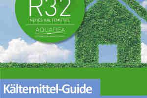 """""""Kältemittel-Guide für Heizungsbauer"""" als PDF von Panasonic"""