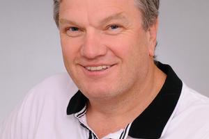 Bernd Hoffmann übernimmt bei Delabie den Großraum Bayern rund um München und Regensburg.
