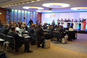 """<div class=""""Bildtext 1"""">Rund 200 Teilnehmer kamen beim 10. Deutschen Wärmekonferenz in Berlin zusammen.</div>"""