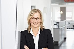 """<div class=""""bildtext_1"""">Claudia Kuntze-Raschle, Geschäftsführerin des DBL-Vertragswerkes Kuntze &amp; Burgheim Textilpflege GmbH</div>"""