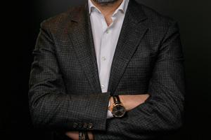 Antonio Linares, Senior Managing Director Laufen.