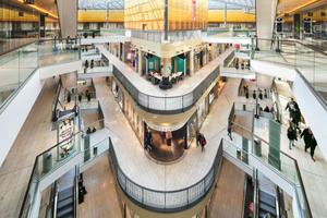 """<div class=""""bildtext_1"""">Das Shopping-Center Thier-Galerie bietet in der Dortmunder Innenstadt nicht nur über 33.000 m² Verkaufsfläche und zahlreiche Cafés und Restaurants, sondern auch eine fortschrittliche Ablufttechnik.</div>"""