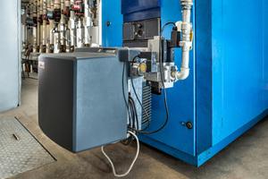 """<div class=""""bildtext_1"""">Das Buderus-Brennwertgerät aus Zeiten des Erdöl-Betriebs wird weiterhin genutzt, ein vorgeschalteter Gasbrenner ermöglicht die Nutzung von Flüssiggas.</div>"""