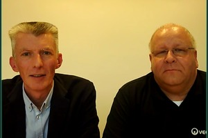 "<div class=""bildtext_1"">SHK Profi-Chefredakteur Christoph Brauneis und Veolia-Schulungsreferent Jürgen Bätz während des Webinars</div>"