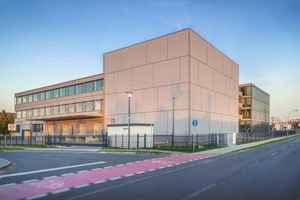 An dem neuen Standort der Lunos Lüftungstechnik GmbH für Raumluftsysteme in Falkensee hat Ende 2019 die erweiterte Forschungs- und Entwicklungsabteilung ihre Arbeit aufgenommen.
