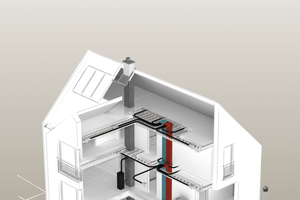"""<div class=""""bildtext_1"""">Die Komfort-Wohnraum-Lüftung """"Via Vento S"""" von Erlus ist eine Lösung für Einfamilienhäuser und passt in jede Wand.</div>"""