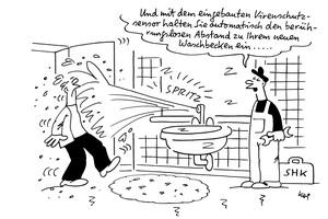 """<p>Weitere Cartoons von Kai Felmy finden Sie auch unter: <span class=""""url"""">www.shk-profi.de</span></p>"""