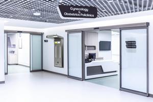 """<div class=""""bildtext_1"""">CWS hat gemeinsam mit Emdion den Hygiene-Checkpoint """"Liward"""" entwickelt: Der Gesundheitsassistent misst per Sensor die Temperatur im Gesicht.</div>"""