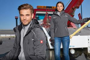 """<div class=""""bildtext_1"""">Die 3 in 1 Funktionsjacke """"e.s.motion 2020"""" von engelbert strauss kombiniert eine warme Fleece-Jacke mit einer darüber getragenen Wetterschutzjacke und ist auch für Damen erhältlich.</div>"""