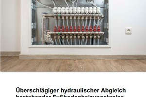 """<div class=""""bildtext_1"""">BVF Broschüre zum überschlägigen hydraulischen Abgleich</div>"""