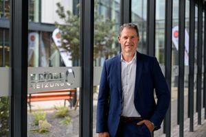 Geschäftsführer Heinz-Werner Schmidt, August Brötje GmbH