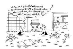 """<div class=""""Bildtext 1"""">Weitere Cartoons von Kai Felmy finden Sie auch unter: <span class=""""url"""">www.shk-profi.de</span></div>"""