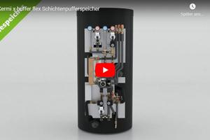 "Produktvideo ""x-buffer flex""-Schichtenpufferspeicher"