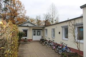 """<div class=""""bildtext_1"""">Die Kindertagesstätte """"Tollhaus am Wald"""" in Falkensee, Brandenburg </div>"""