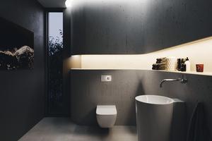 """<div class=""""bildtext_1"""">Komfortgewinn: Vor der Wand setzen die Produkte neue Standards im Bereich Hygiene, Sicherheit, Komfort oder smarte Technologie.</div>"""