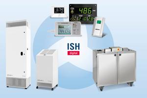 """<div class=""""bildtext_1"""">Im Rahmen der ISH präsentierte Airflow Lufttechnik ein breites Portfolio an zentralen und dezentralen Lüftungsgeräten sowie weitere Lösungen für frische Luft und gesunde Raumatmosphäre wie Luftreiniger und CO2-Monitore.</div><div class=""""bildtext_1""""></div>"""