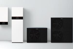 """<div class=""""bildtext_1"""">Kompakt, effizient und mit klimaschonendem Kältemittel: Die neue Generation Luft-/Wasser-Wärmepumpen in Monoblock- und Split-Bauweise von Viessmann.</div>"""