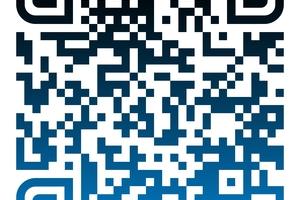 """<div class=""""bildtext_1"""">Der QR-Code führt zu einer Video-Anleitung zur Druckeinstellung und Wartung des Druckminderers """"G06F"""".</div>"""