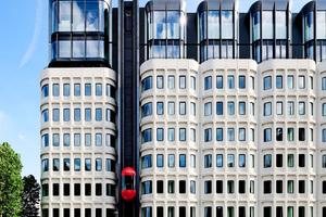 """<div class=""""bildtext_1"""">Das The Standard in London ist in einem Gebäude im brutalistischen Stil aus dem Jahr 1974 untergebracht und wurde liebevoll restauriert.</div>"""