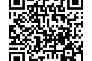 """<div class=""""bildtext_1"""">Der QR-Code führt direkt zu einem Anwendungsvideo der """"eLecta"""".</div>"""