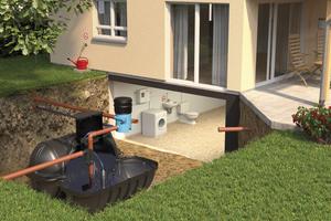 """<div class=""""bildtext_1"""">Das Haustechnikpaket II eignet sich für den Einsatz für Dachflächen bis 350 m<sup>2</sup>.</div>"""
