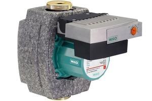"""<div class=""""bildunterschrift_ueberschrift"""">Leistungsstark</div>Die """"Wilo-Stratos ECO-Z"""" bietet einen Förderstrom von bis zu 2,5 m³ oder eine Förderhöhe von 5 m<br />"""