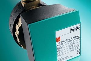 """<div class=""""bildunterschrift_ueberschrift"""">Stromkosten</div>Die Trinkwasser-Zirkulationspumpe """"Wilo-Star-Z Nova"""" für Einfamilienhäuser bietet mit einer Leistungsaufnahme von 2 bis 4,5 W einen geringen Stromverbrauch<br />"""